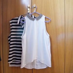 Selección de ropa.